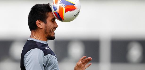 Nuñez está satisfeito com seu desempenho com a camisa do Botafogo