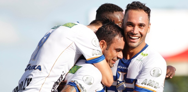 Água Santa surpreendeu o Palmeiras no último domingo ao fazer 4 a 1