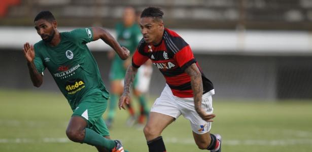 Flamengo pode ser eliminado do Carioca em caso de derrota para o Boavista
