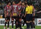 Libertadores: Atlético Nacional x São Paulo (13/07) - LUIS ACOSTA/AFP