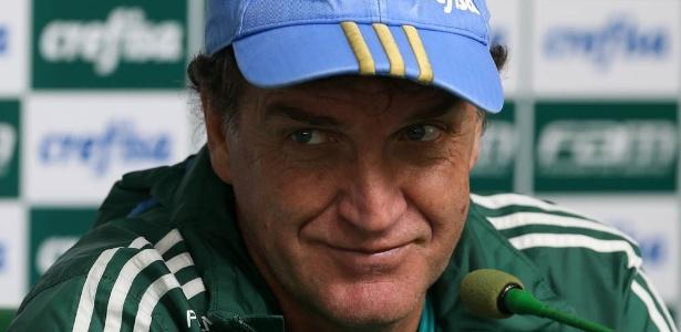 Cuca está próximo de acertar o retorno para a Academia de Futebol do Palmeiras