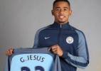 City oficializa contratação e Gabriel Jesus pode estrear no próximo sábado - Divulgação/Manchester City
