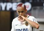 Campeão Monaco vence Rennes com cabelos coloridos e três gols brasileiros - Reprodução/Twitter