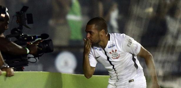 Clayton está emprestado pelo Atlético-MG ao Corinthians