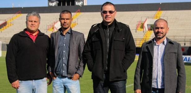 Clemer vai substituir Rogério Zimmermann, que ficou cinco anos no comando do time