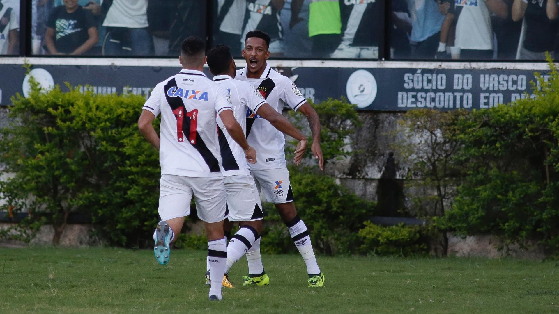 Caio Monteiro empata para o Vasco contra o São Paulo