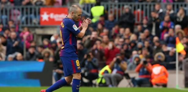 Iniesta acredita que Philippe Coutinho seria um ótimo reforço