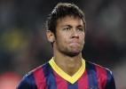 """Neymar pode voltar ao Barcelona? """"Difícil de acontecer"""", diz Iniesta - Josep Lago/AFP"""