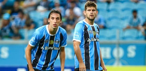 Geromel é um dos jogadores que o Grêmio acredita que possam ir à Copa do Mundo