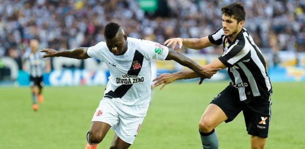 Vasco e Botafogo se enfrentam de novo. No 1º jogo, Cruzmaltino venceu por 3 a 2