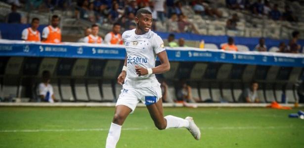 Lateral direito Orejuela estreou bem diante da torcida e agradou técnico Mano Menezes - Vinnicius Silva/Cruzeiro