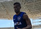 Cícero faz 1º treino pelo Botafogo e tem estreia prevista para duas semanas - Divulgação/Botafogo