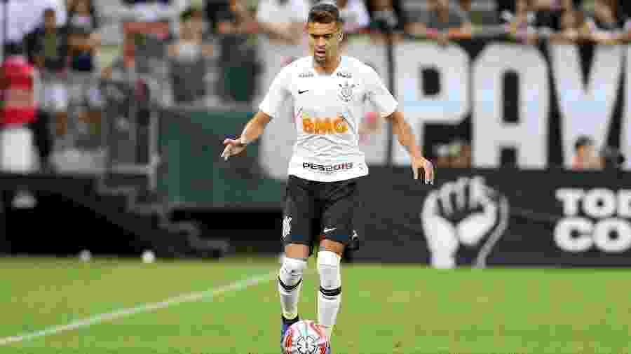 "Expectativa do Corinthians é que Léo Santos tenha espaço no Fluminense e use o clube como ""vitrine"" para a Europa - Rodrigo Coca/Ag. Corinthians"