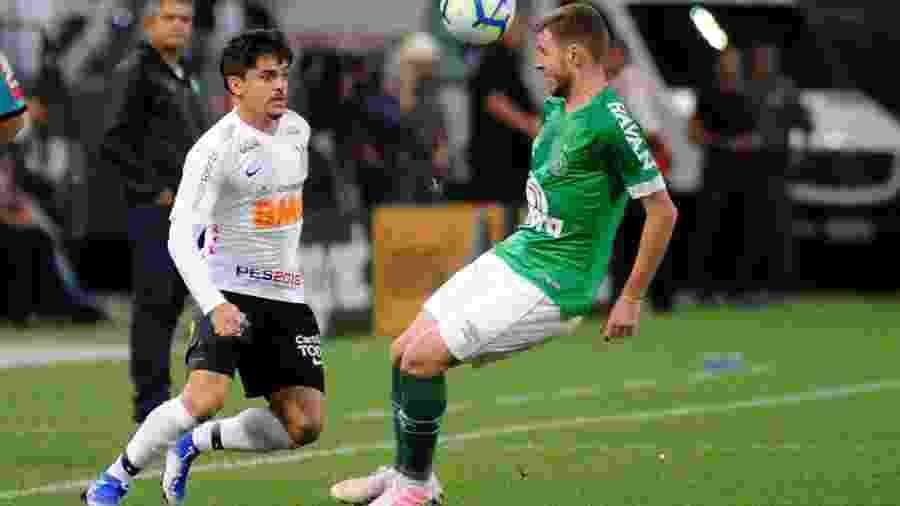 O duelo do Corinthians com a Chapecoense passou do dia 3 (quinta-feira) para o dia 2 (quarta-feira) - Alan Morici/AGIF