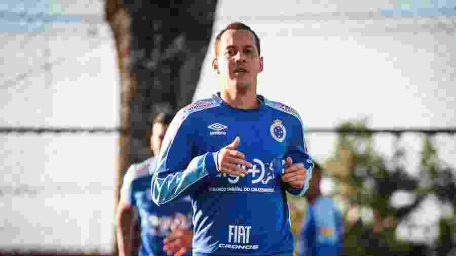 Rodriguinho chegou no início do ano, fez boas partidas no estadual, mas caiu de produção e se lesionou no início do Brasileirão - Vinnicius Silva/Cruzeiro