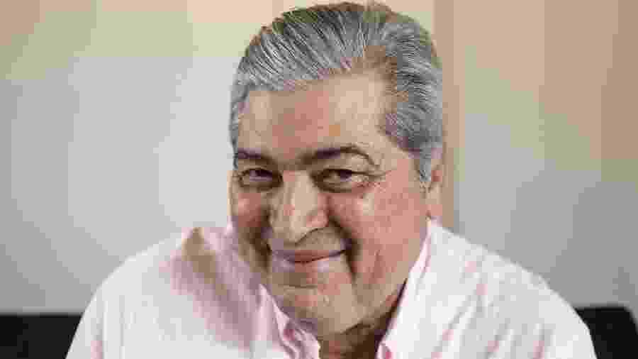 Retrato do apresentado José Luiz Datena - Diego Padgurschi/UOL