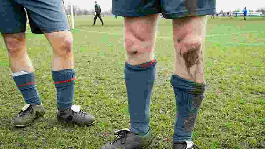Partida de futebol - Getty Images / Image Source