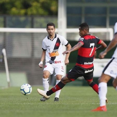 Vasco e Atlético-GO se enfrentam nesta quinta (10), às 21h, em São Januário, pelo Campeonato Brasileiro - Rafael Ribeiro / Vasco
