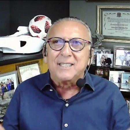 Galvão Bueno diz que Tóquio 2020 será sua última Olimpíada - Reprodução/SporTV