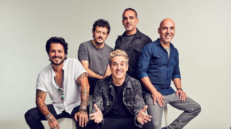 """A banda mineira fará um show no intervalo da decisão do Campeonato Mineiro 2021, apelidado de """"Superbão"""" - Assessoria/Superbão"""