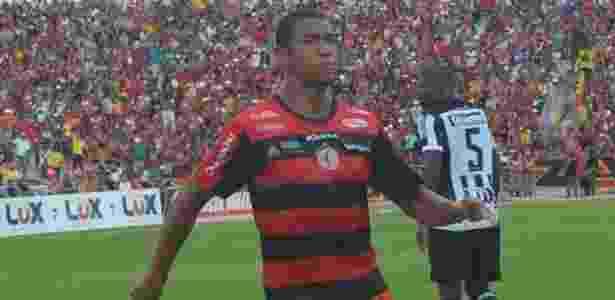 Rodrigão já se apresentou ao técnico Dorival Júnior, na última sexta-feira, no CT Rei Pelé - Divulgação/Campinense