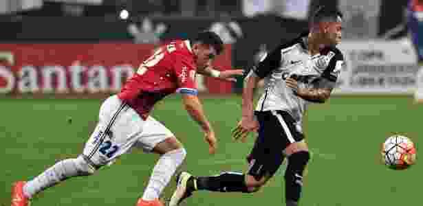 Giovanni e Guilherme jogavam juntos no Atlético-MG e buscam chance com Tite - NELSON ALMEIDA/AFP