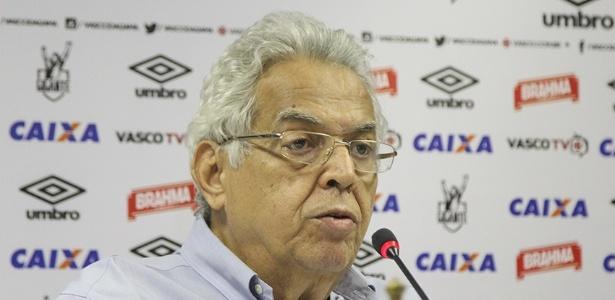 Eurico acredita que protestos estão sendo feitos para desestabilizar o futebol