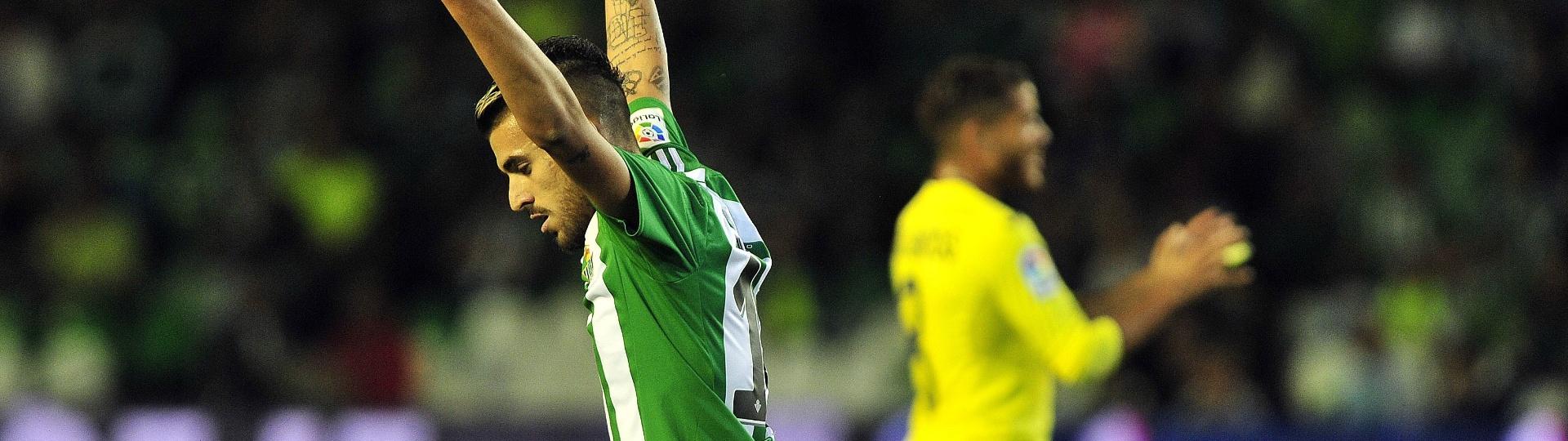 Dani Ceballos, do Betis, está na mira do Real Madrid