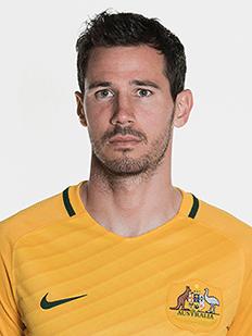 Ryan McGowan, zagueiro da Austrália
