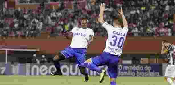 Sassá, atacante do Cruzeiro - Rudy Trindade/ThemaPress/Light Press/Cruzeiro - Rudy Trindade/ThemaPress/Light Press/Cruzeiro