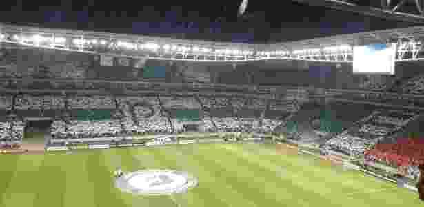 Expectativa é de grande público no duelo da próxima segunda-feira no Allianz - Danilo Lavieri/UOL