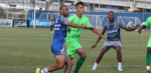 Thaciano (esq) e Paulo Miranda ainda não tiveram contratos publicados no BID