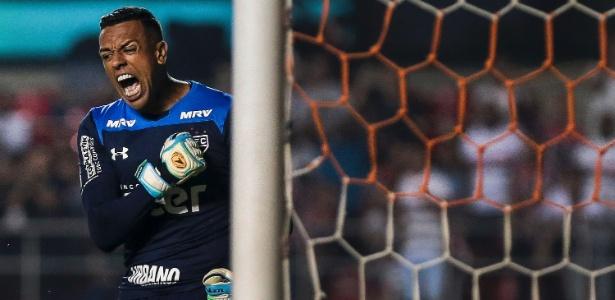 Sidão perdeu a posição para Jean e hoje é reserva do time do São Paulo