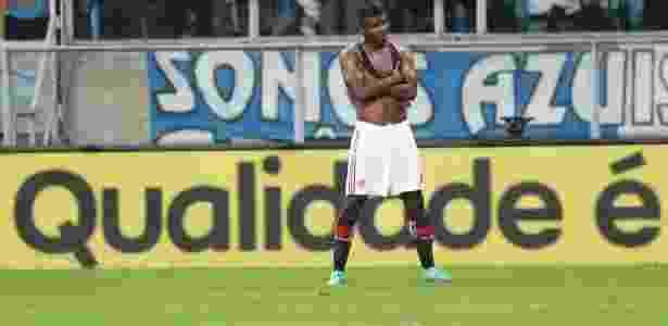 Lincoln será o titular na vaga de Bruno Henrique, lesionado - Gilvan de Souza/Flamengo