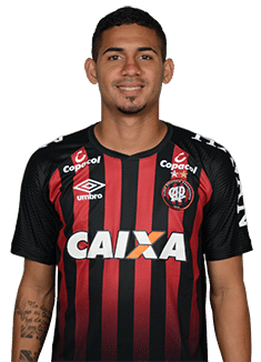 Diego Ferreira Matheus, lateral do Atlético-PR