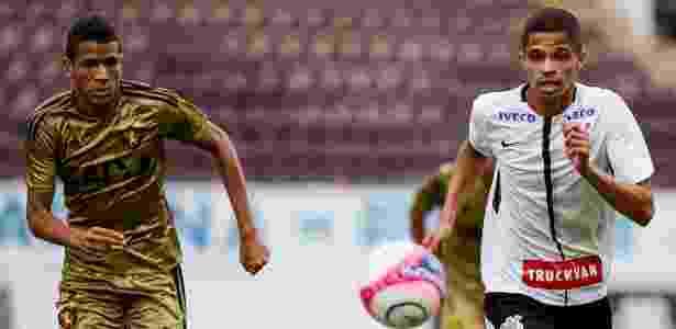 Vitinho, em ação pelo Corinthians: ainda há tempo para ele - Rodrigo Gazzanel/Agência Corinthians