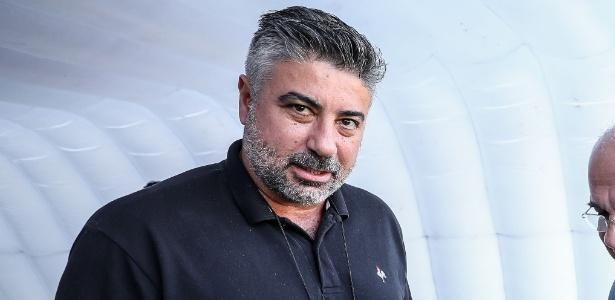Alexandre Gallo, diretor de futebol do Atlético-MG, participa ativamente do projeto 2019 do clube - Bruno Cantini/Divulgação/Atlético-MG