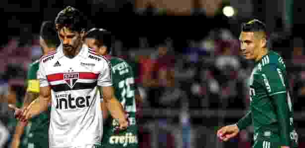 Rodrigo Caio será titular do São Paulo na partida desta quinta-feira, contra o Vasco - Ale Cabral/AGIF