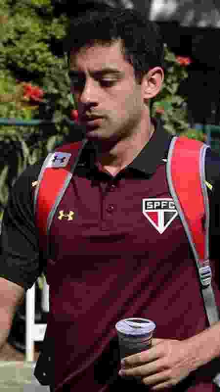 Daniel, ex-jogador do São Paulo, é assassinado na região metropolitana de Curitiba - Divulgacao/saopaulosp.net - Divulgacao/saopaulosp.net