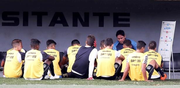 Categorias de base dos clubes são o principal foco da preocupação de psicólogos - Pedro Ernesto Guerra Azevedo/Divulgação