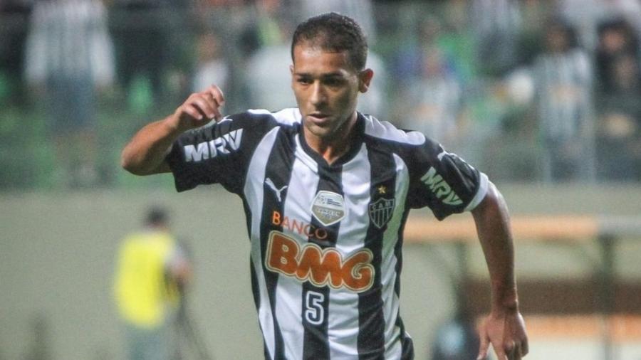 Pierre anunciou a aposentadoria nesta segunda-feira - BRUNO CANTINI/Atlético-