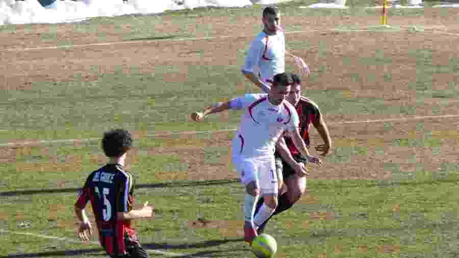 Pro Piacenza entra em campo com apenas sete jogadores e perde por 20 a 0 para o Cuneo - AC Cuneo/Facebook