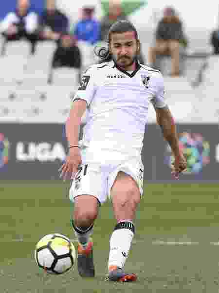 Mattheus viveu seu melhor momento em Portugal pelo Vitória de Guimarães - Gualter Fatia/Getty Images