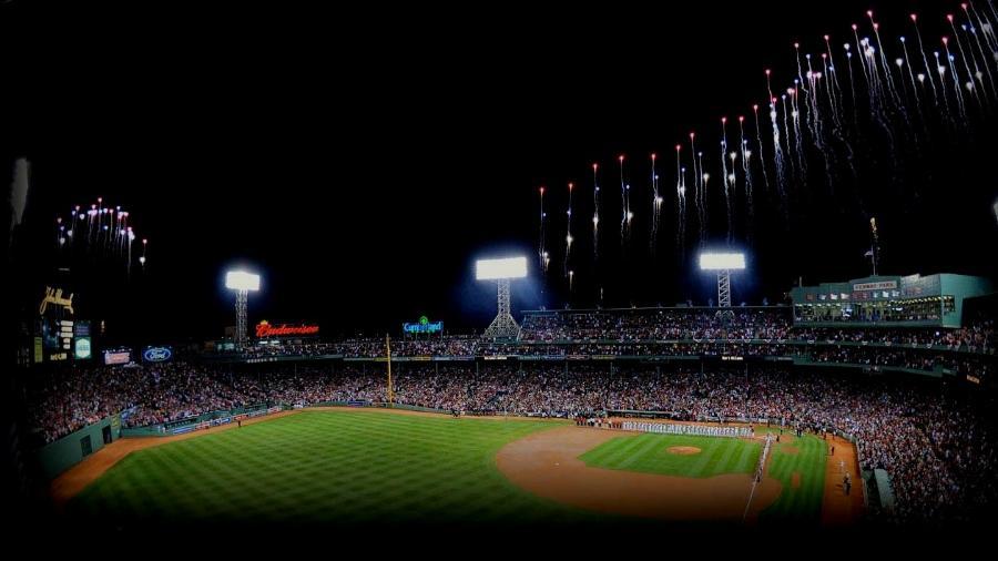Fenway Park, estádio do Boston Red Sox, franquia da MLB - Divulgação