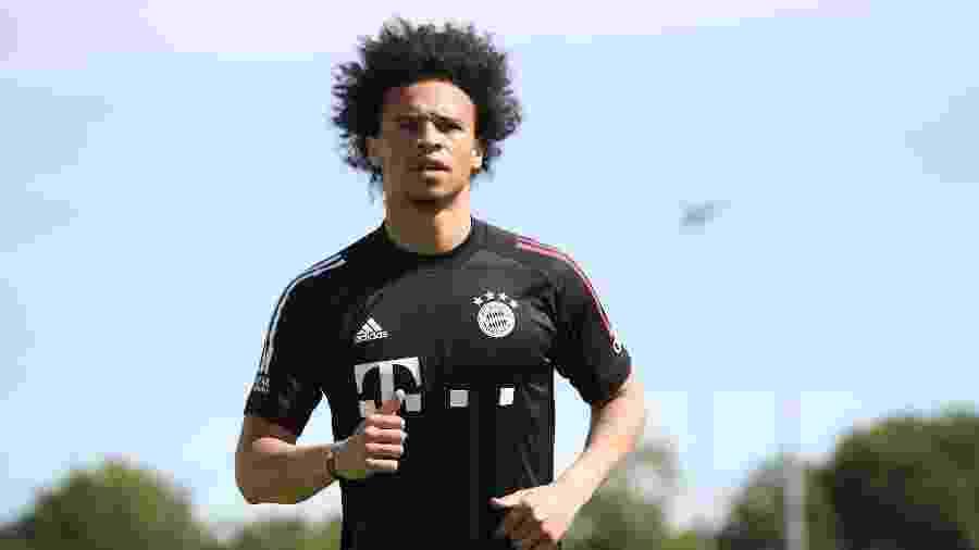 Leroy Sané é o grande reforço do Bayern para a nova temporada - Divulgação