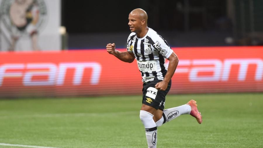 Carlos Sánchez será o capitão do Santos em Bragança - Ivan Storti/Santos FC