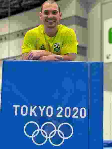 Arthur Zanetti, ginasta brasileiro que na Tóquio-2020 busca sua terceira medalha nas argolas - Reprodução/Instagram - Reprodução/Instagram