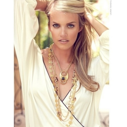 Lauren Tannehill, namorada de Ryan Tannehill, do Miami Dolphins
