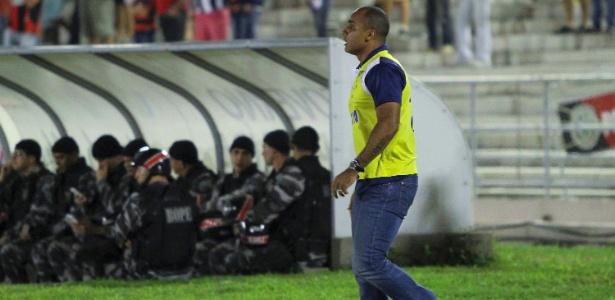 Deivid, técnico do Cruzeiro