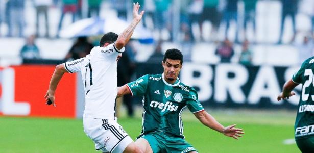 Egídio está de volta ao time do Palmeiras